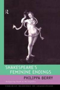 shakespeare's feminine endings cover