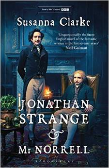 Jonathan Strange and Mr Norrell cover