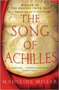 The Song of Achilles coveer