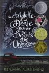 Aristotle and Dante Discover cover
