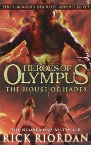 The House of Hades cover