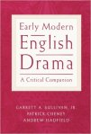 Early Modern English Drama