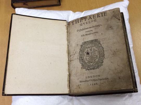The Faerie Queene 1596