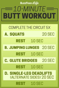 butt workout 2
