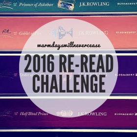 2016 Re-read Challenge