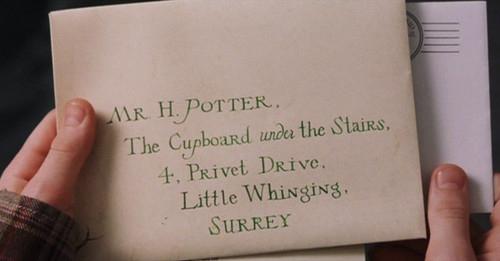 HP letter