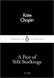 a pair of silk