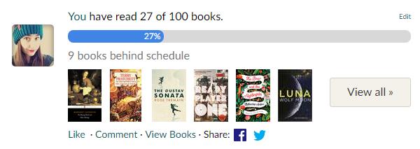 goodreads challenge fail