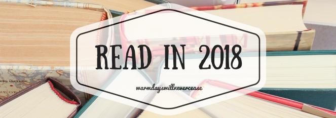Read in 2018