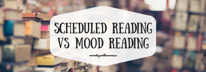 Scheduled vs Mood Reading