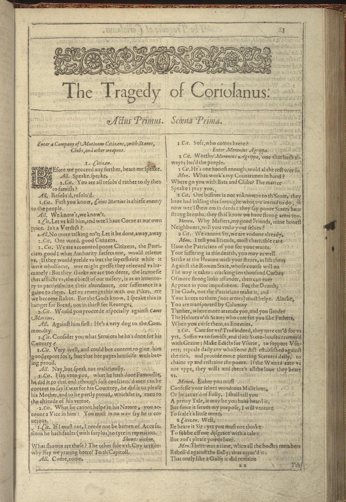 First_Folio,_Shakespeare_-_0616