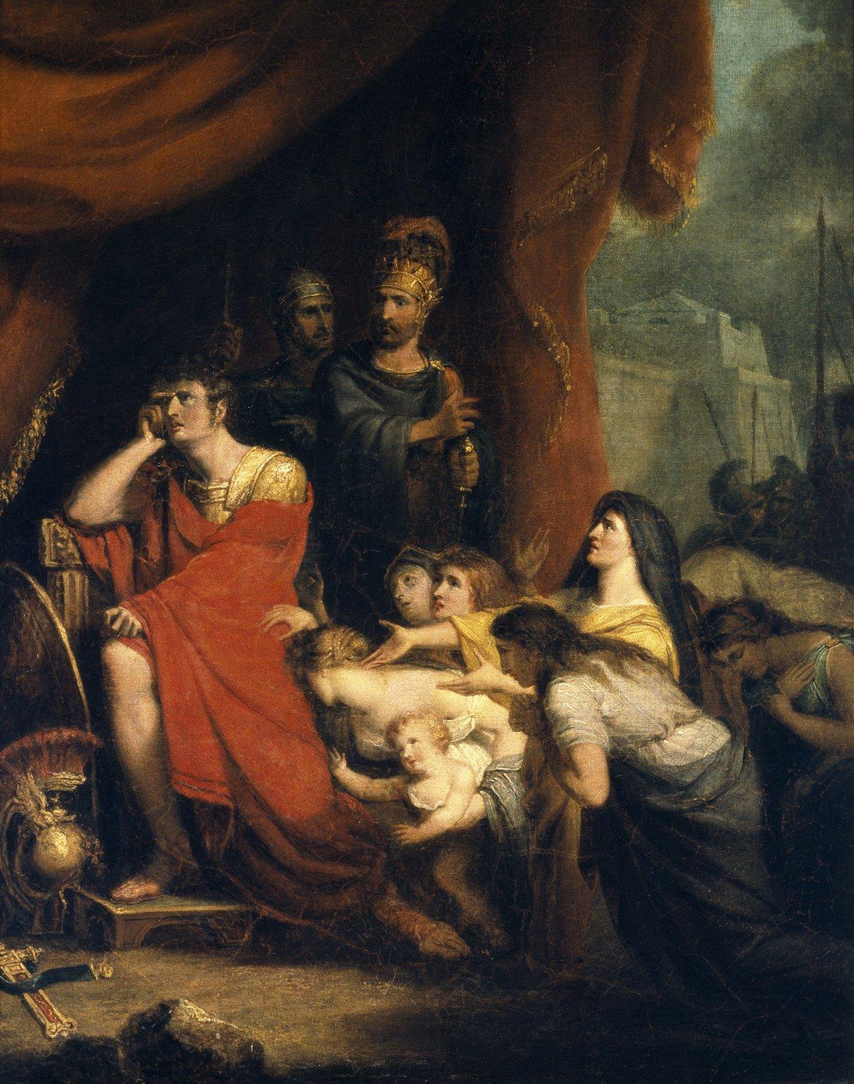 Volumnia_pleads_with_Coriolanus